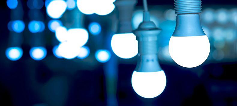 lighting for website